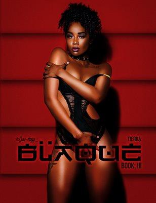 BLAQUE: BOOK 3 (TIERRA COVER)