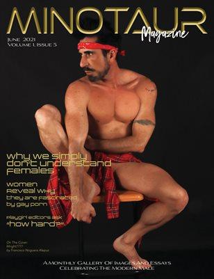 MINOTAUR MEN  •  2021, Issue #5