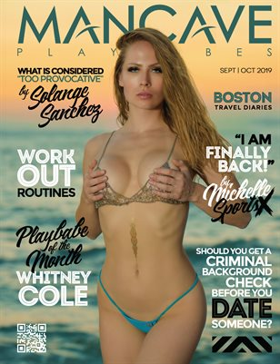 MANCAVE PLAYBABES - SEPT/OCT 2019