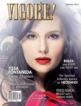 Vigore! Magazine February 2013 Issue