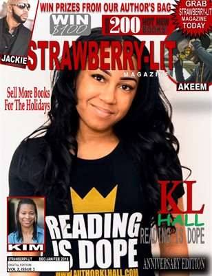 Strawberry-Lit Magazine: Volume 2 | Issue 1