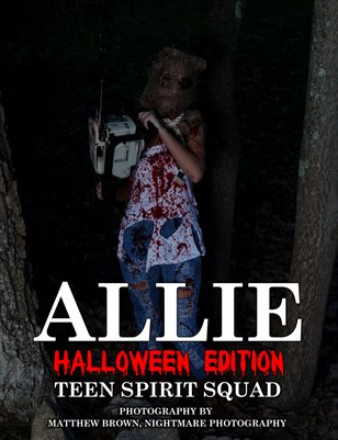 "Allie - ""Chainsaw Massacre"" - Halloween Edition 