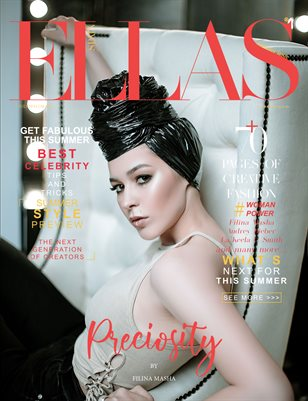 ELLAS Magazine | The July Fashion & Beauty Edition | Vol.11 | 2021