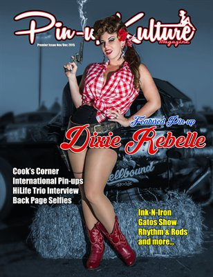 Pin-up Kulture Magazine Issue 1
