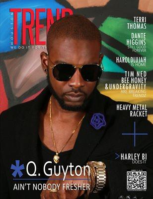 Houston TREND Magazine Summer '17