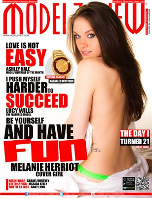 MODELZ VIEW MAGAZINE APRIL 2014 PART 2