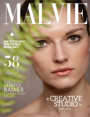 MALVIE Mag - Creative Studio Vol. 12 JULY 2020