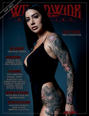 Worldwide Ink: February 2021 Issue