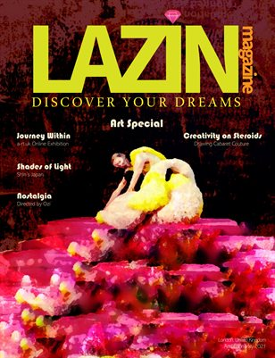 Lazin Magazine - ART Edition May 2021