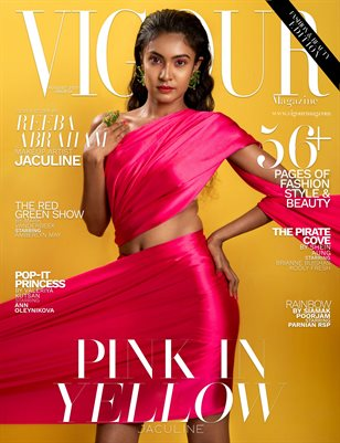 Fashion & Beauty | August Issue 01