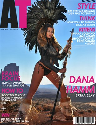 Alwayz Therro - November 2013 - Dana Hamm