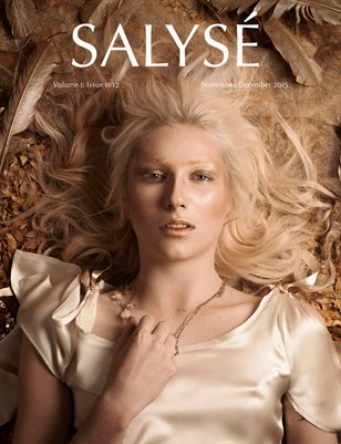 SALYSÉ Magazine | Vol 1:No 11/12 | Nov/Dec 2015 | Laura Cover