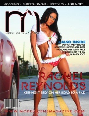Model Scene Magazine: June Issue