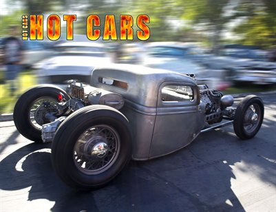 HOT CARS / HOT ROD Calender