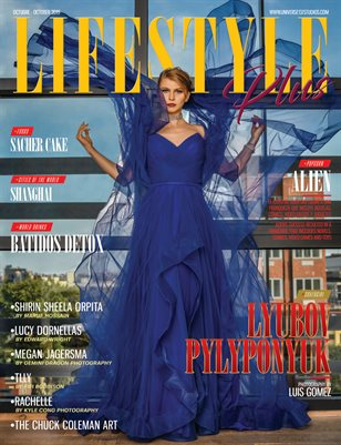 LIFESTYLE PLUS MAGAZINE OCTOBER 2019