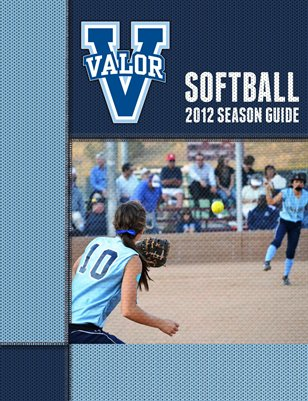 2012 Softball Season Guide