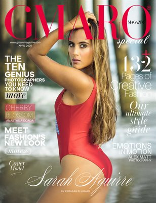 GMARO Magazine April 2020 Issue #07