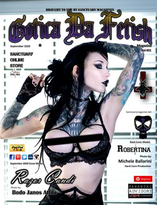 Gotica Da Fetish Vol #21