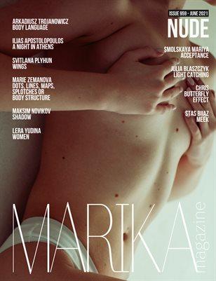 MARIKA MAGAZINE NUDE (ISSUE 959 - JUNE)