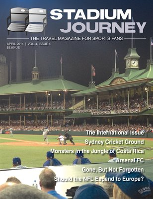 Stadium Journey Magazine, Vol 4 Issue 4
