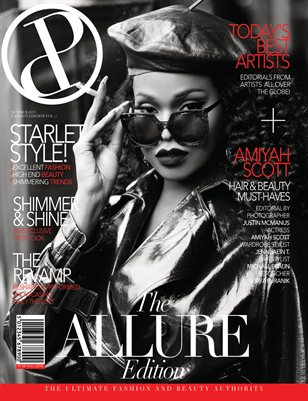 PUMP Magazine - The Allure Edition - Vol.2