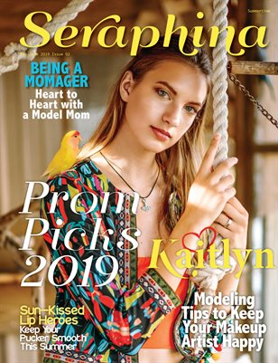 Seraphina - Issue 02 - May/June 2019
