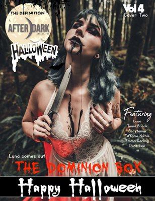 TDM:Afterdark:Luna Halloween 2020 Vol.4 Cover 2