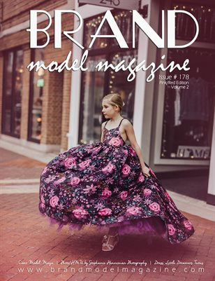 Brand Model Magazine  Issue # 178, Pink/Red Volume 2