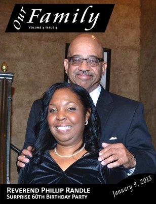 Volume 4 Issue 4 - Reverend & Mrs Phillip Randle
