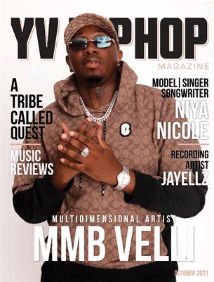 YVHH Magazine October Issue 2021