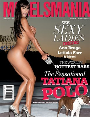 MODELSMANIA AUGUST 2012