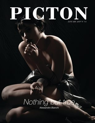 Picton Magazine January 2019 Swimwear N13 Cover 1