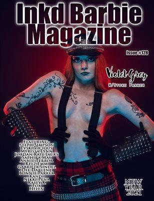 Inkd Barbie Magazine Issue #128 - Violet Grey