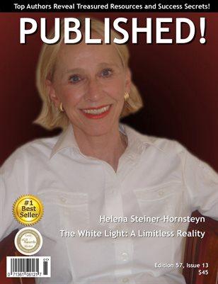 PUBLISHED! Magazine featuring Helena Steiner-Hornsteyn