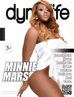 Dymelife #37 (Minnie Mars)