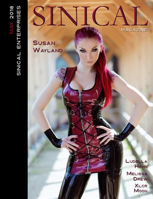 Sinical May 2018 Issue - Susan Wayland cover
