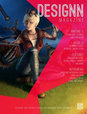 Designn Magazine Six