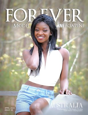 FOREVER Model Magazine Issue 33