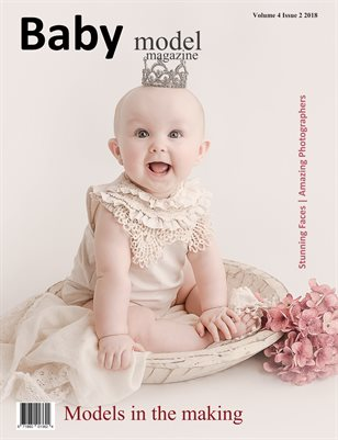 Baby Model magazine Volume 4 Issue 2 2018