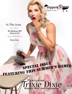 Dappers & Dames Volume 1 issue 2