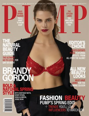 PUMP Magazine - Monthly Issue - March Edition - Vol.2