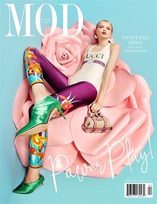 MOD Magazine: Volume 7; Issue 4; Autumn 2018 - COVER 1