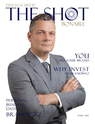 THE SHOT - The Personal Branding Magazine Bonaire