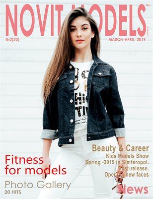 Magazine NOVIT MODELS™ №2/2019