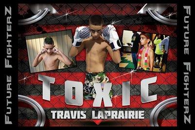 Travis LaPrairie 2015 Poster