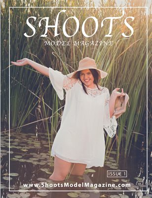 Shoots Model Magazine June 2018