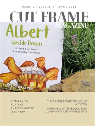 Cut Frame Magazine - April 2021