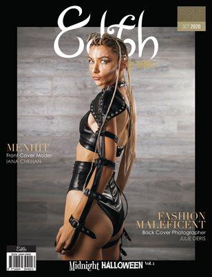 Midnight Halloween, October 2020, Issue 208