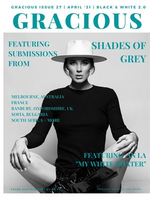 Gracious Issue 27: Black and White 2.0
