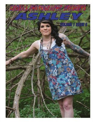 Cronas Photography Presents Ashley Issue 6